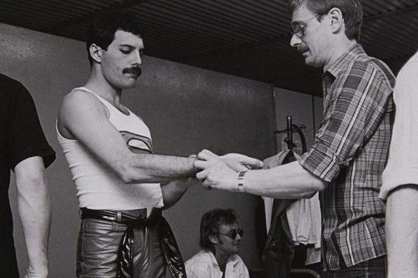 Paul Pretner Freddie Mercury
