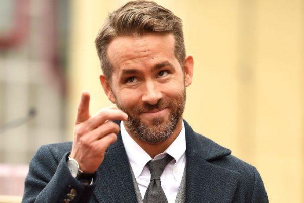 Ryan Reynolds movies, age