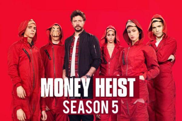 Money Heist Season 5 disappointment