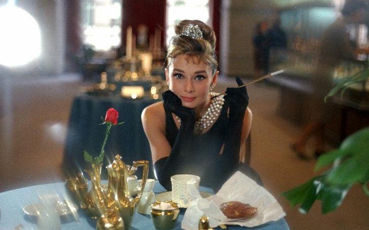 Audrey Hepburn age, height