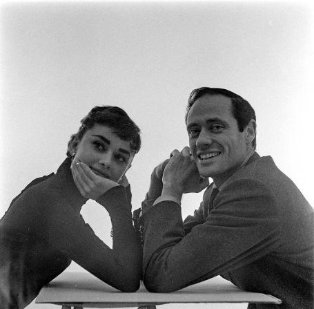 Audrey Hepburn husband