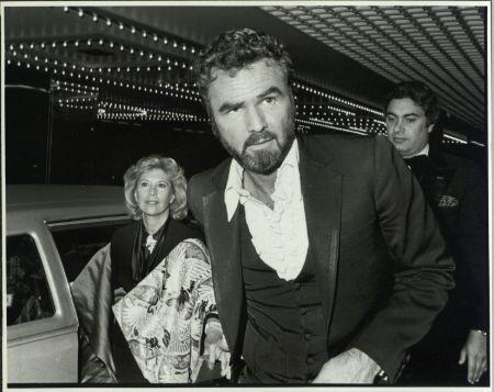 Burt Reynolds height