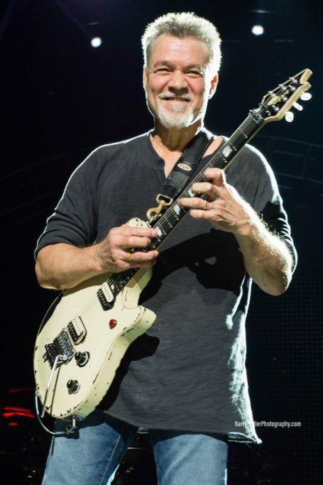 Eddie Van Halen death
