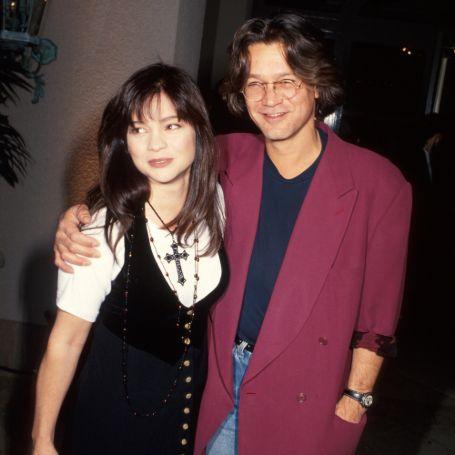Eddie Van Halen wife