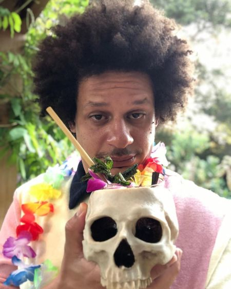 Eric André  height
