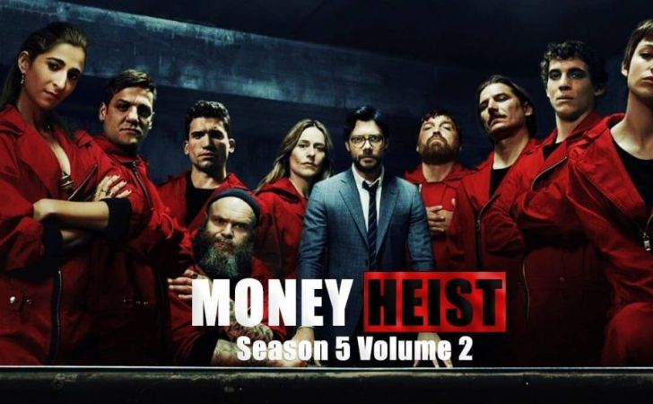 Money Heist Season 5 Volume 2 release