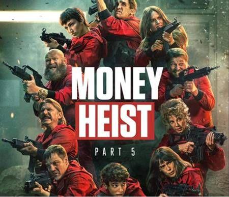 Money Heist Season 5 Volume 2 plot