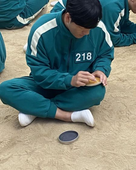 Park Hae-soo squid games